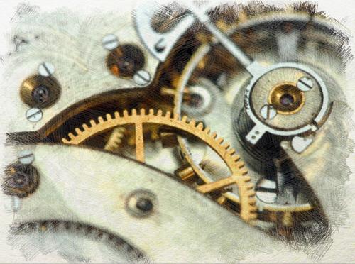Joyería Ereaga, taller de relojería