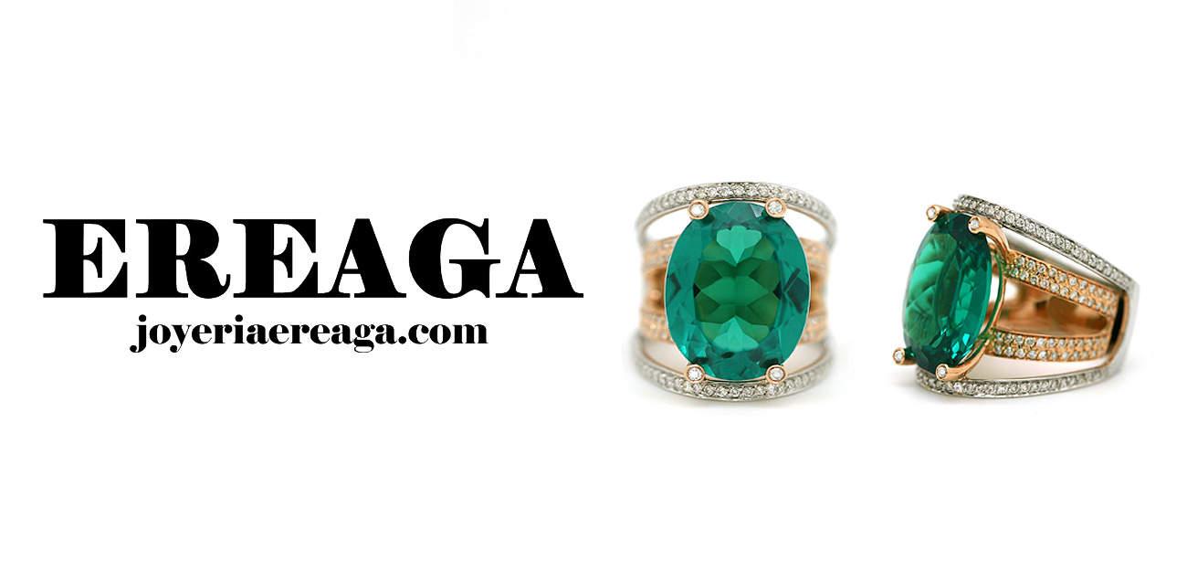 Joyería Ereaga, joyas de diseño propio